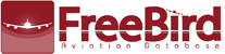 FreeBird Aviation Database Logo